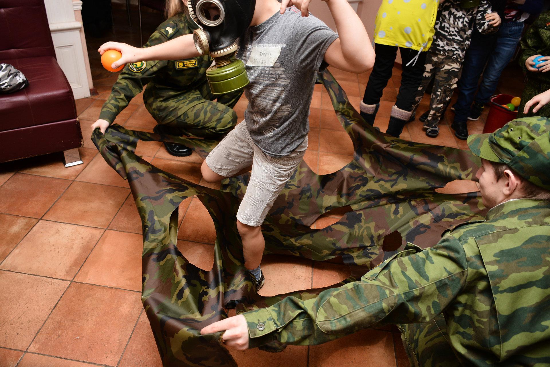 военная вечеринка в кемерово